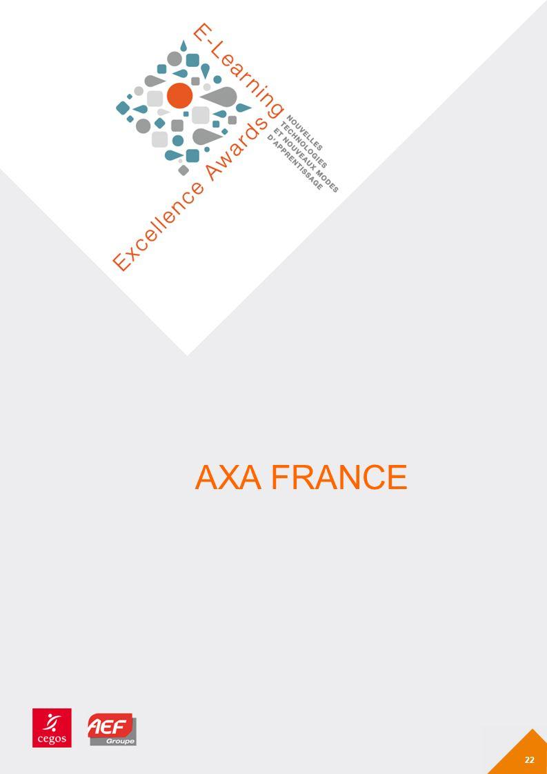 AXA FRANCE 22