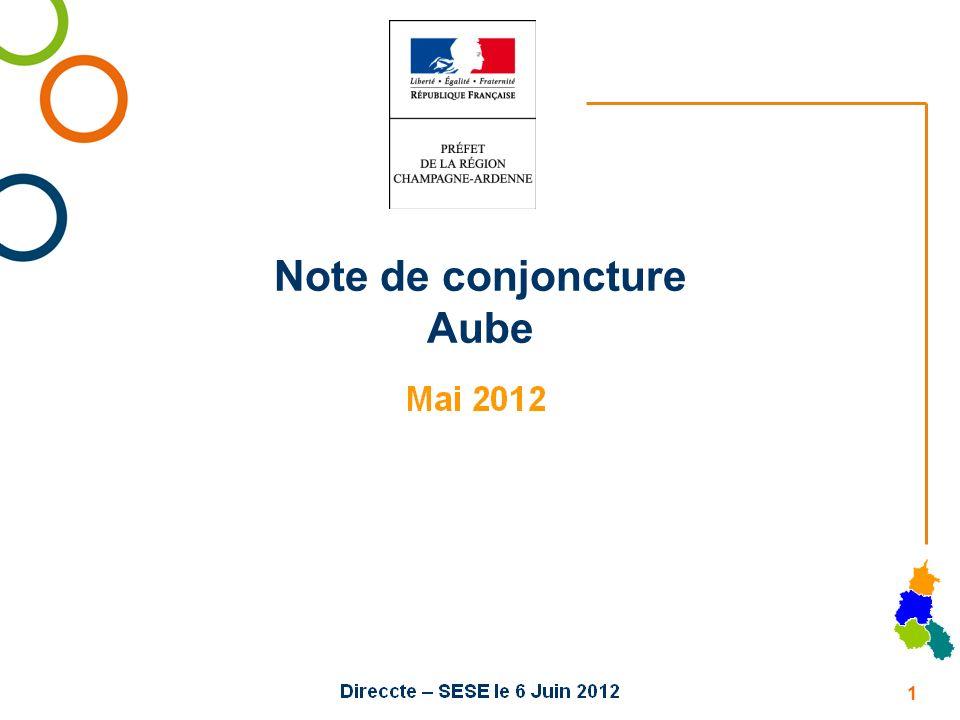 Note de conjoncture Aube 1