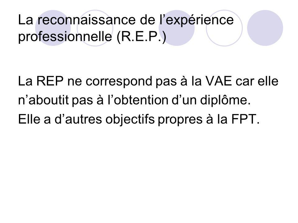 La R.E.P.
