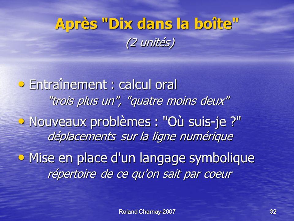 Roland Charnay-2007 33 Exemple de la multiplication au CE1