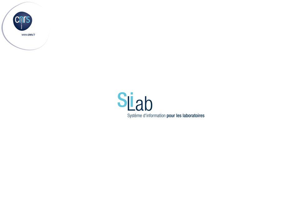 Présentation SIlab – Fonctionnalités Web (5/7) (5/7)