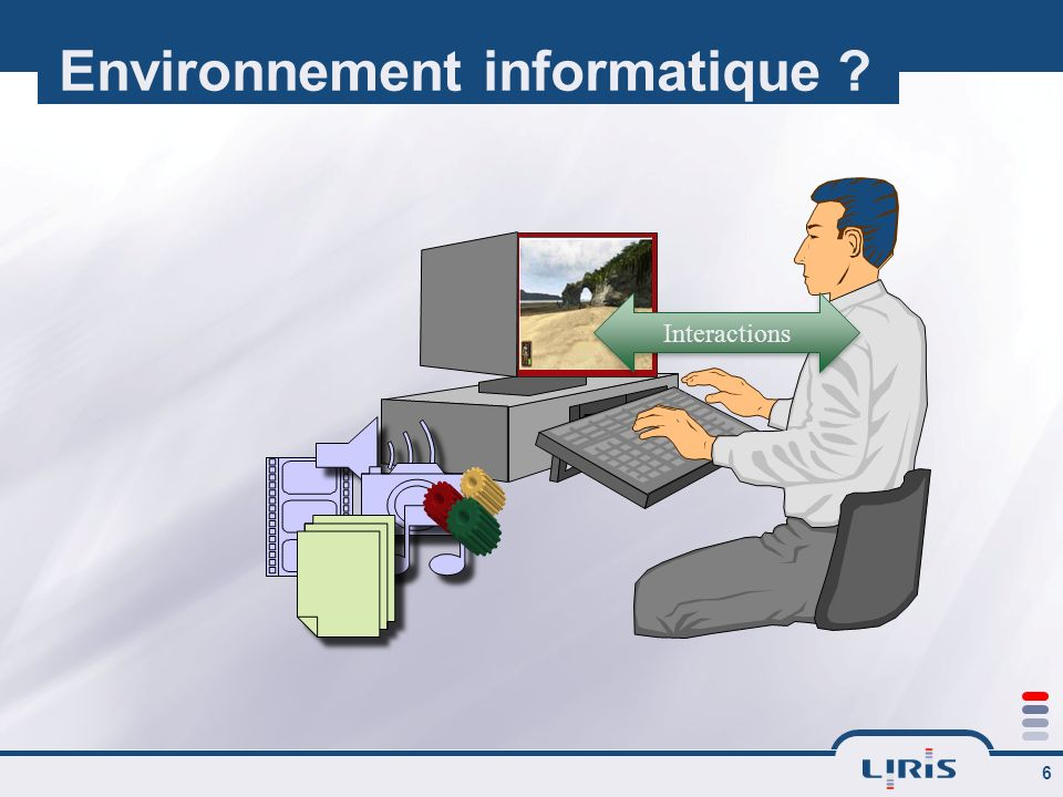 7 Environnement informatique Interactions