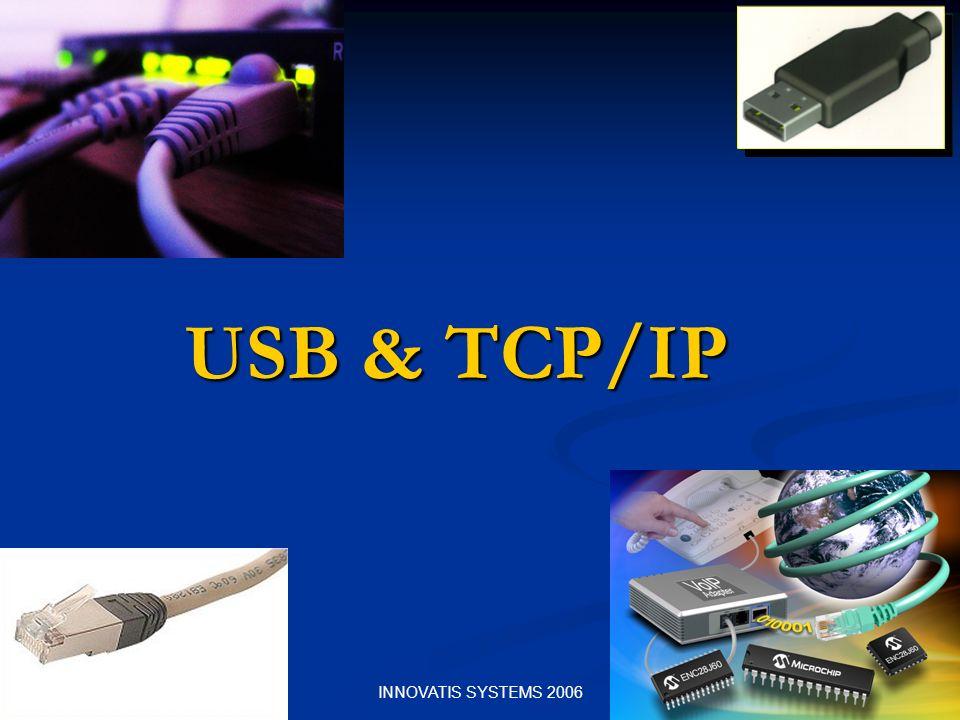 32INNOVATIS SYSTEMS 2006 Enregistreur USB Plateforme : PIC18F2450 Plateforme : PIC18F2450 Device Class : HID -> Pas de pilote Device Class : HID -> Pas de pilote Firmware simple Firmware simple