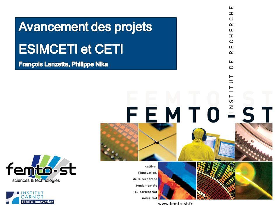 Événement - date 3 ème Journée sur la cogénération en France – Paris CNAM - 26-27 mars 2009