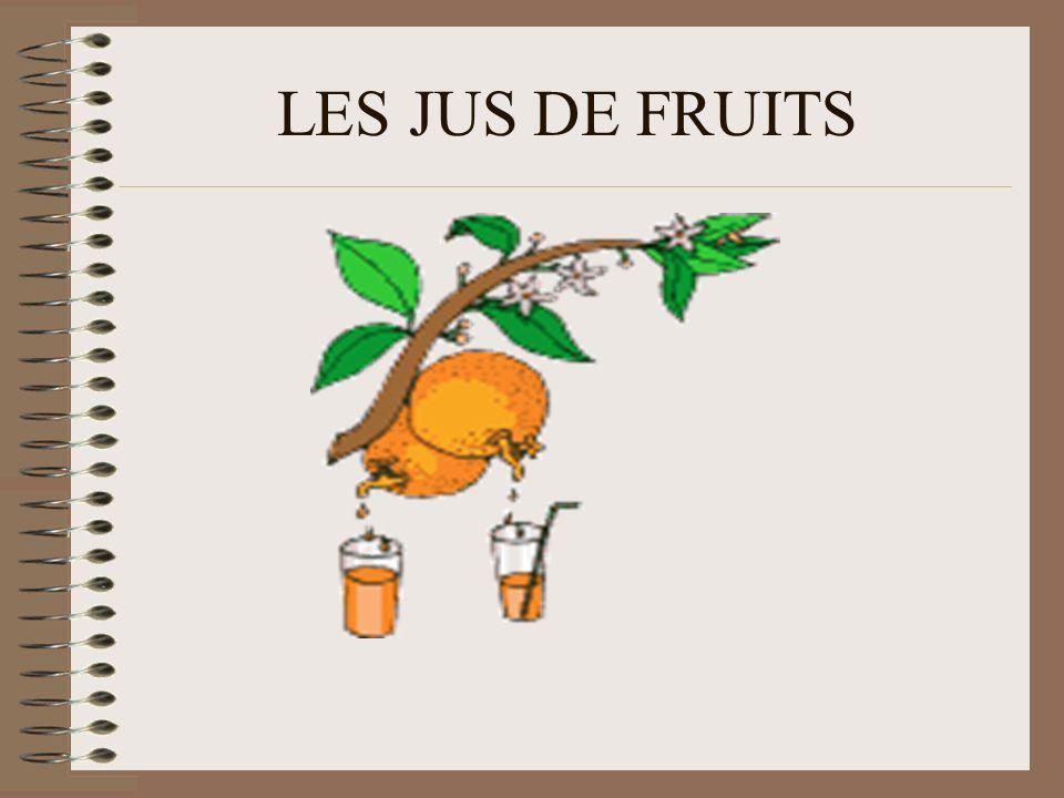 Les Calories par verre (15cl)… Orange : 65kcal Pamplemousse : 60 Kcal Pomme : 70 Kcal Raisin : 90 Kcal Tomate : 30KcalAnanas : 75Kcal Exotique : 60 à 90 Kcal