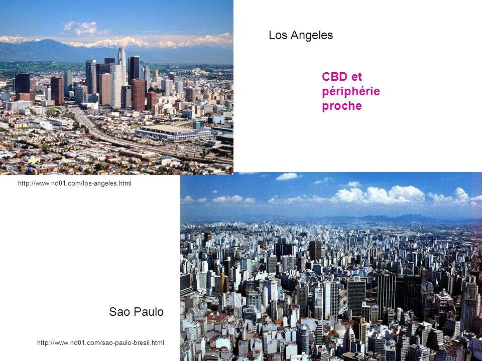 Sao Paulo Los Angeles CBD et périphérie proche http://www.nd01.com/sao-paulo-bresil.html http://www.nd01.com/los-angeles.html