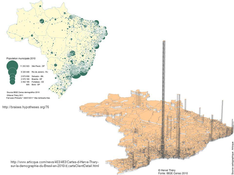 http://braises.hypotheses.org/76 http://www.articque.com/news/403/483/Cartes-d-Herve-Thery- sur-la-demographie-du-Bresil-en-2010/d,carteClientDetail.html