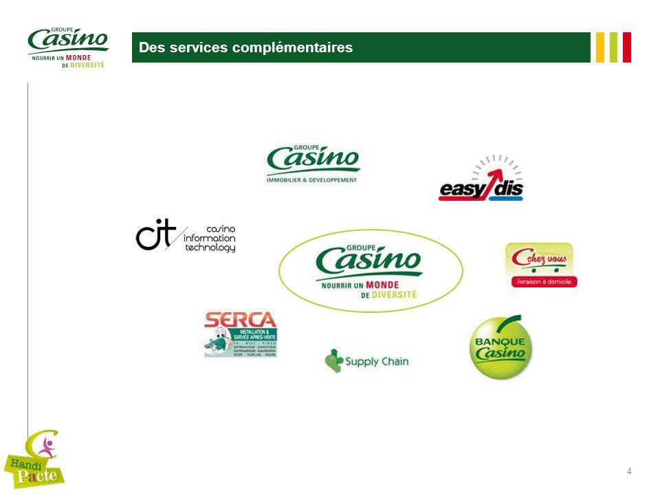 4 Des services complémentaires