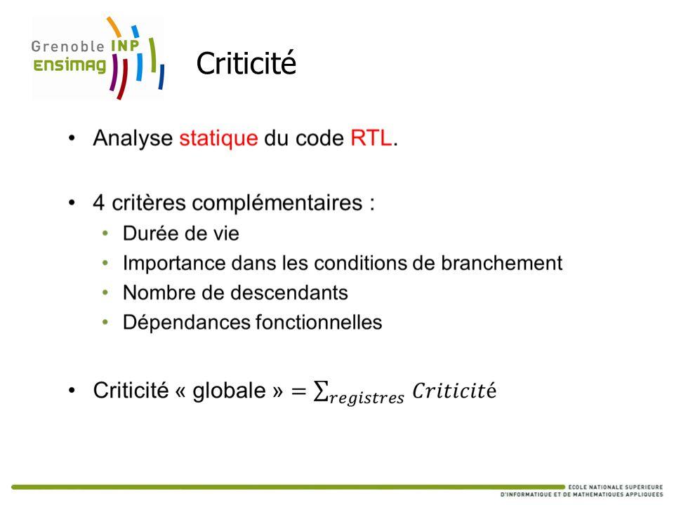 Criticité