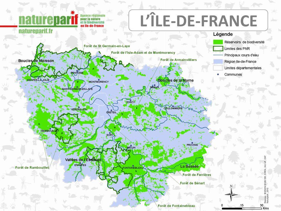 LÎLE-DE-FRANCE