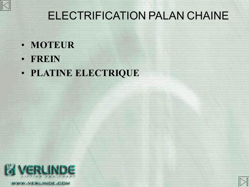 Généralités VL Chaîne électrozinguée Crochet supérieur et inférieur Din 15401 Noix de levage avec 5 poches (mini.) Peinture époxy 7021, 80 µm Protecti