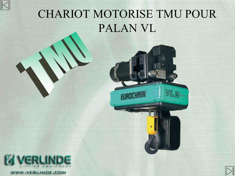 -Capacité 60 à 500kg -Pour VL1 et VL2-5 -Hauteur maximum 3 m -TBT 48V -Note: boite std => DIGICHAIN