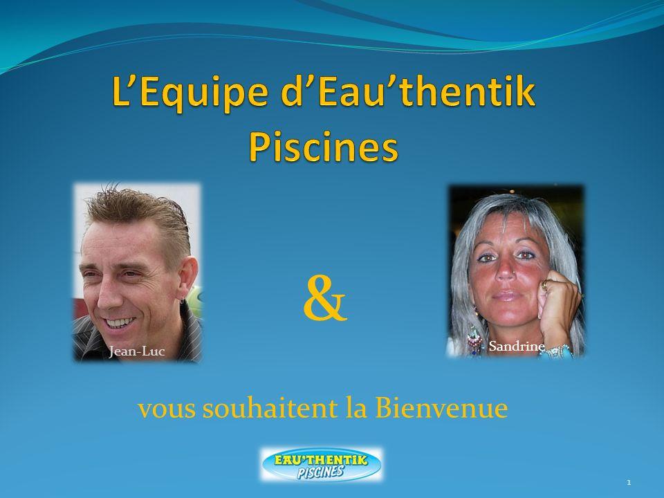 vous souhaitent la Bienvenue 1 Sandrine Jean-Luc &