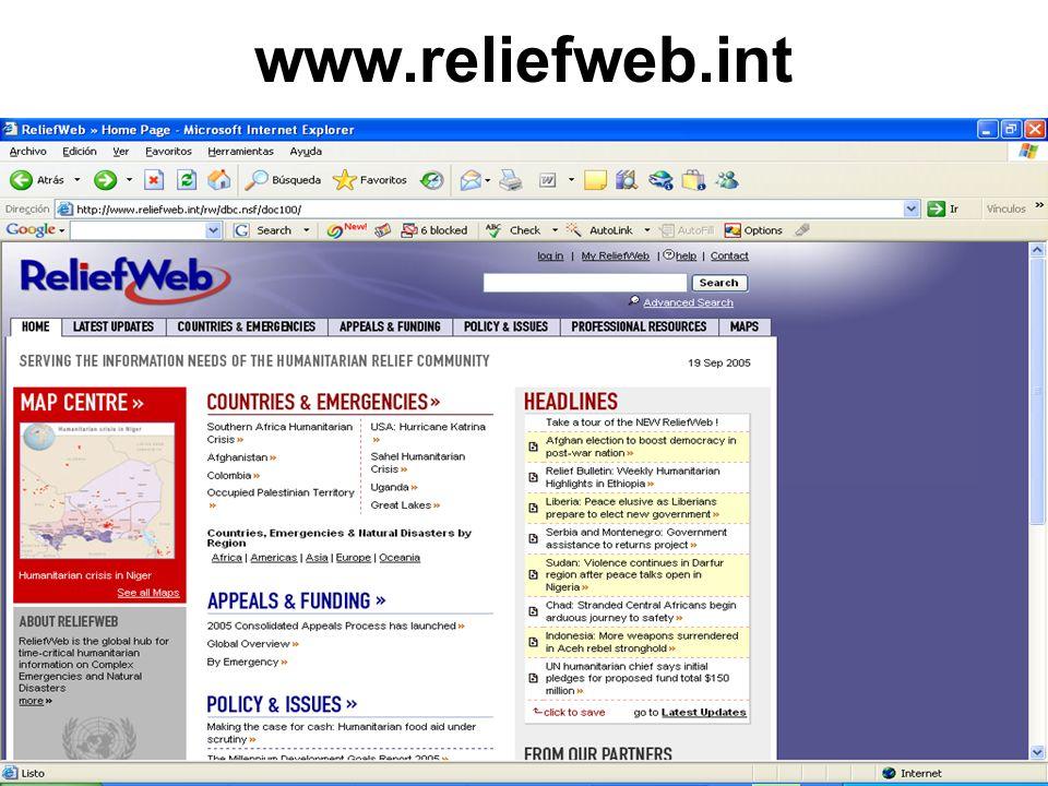 www.reliefweb.int