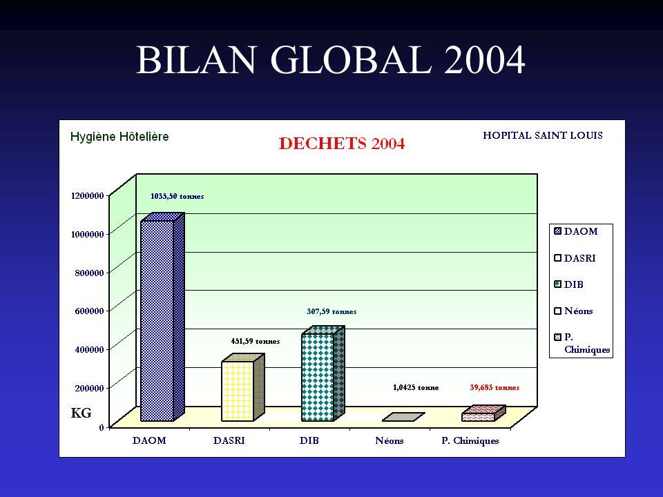 BILAN GLOBAL 2004