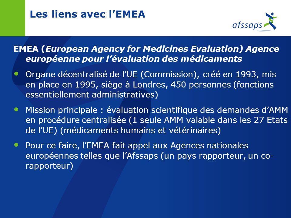 Les réseaux (2) Réseau européen des Chefs dAgence (2004) Lobjectif principal est léchange dinformation entre les agences européennes entre elles et av