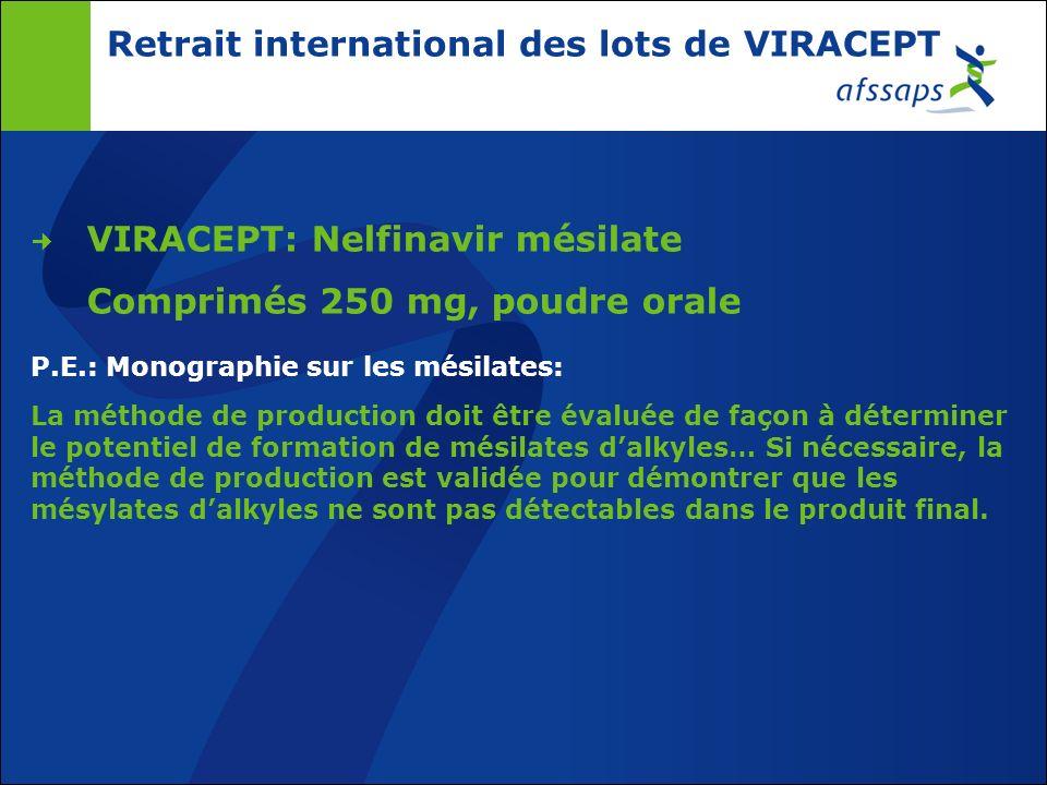 Exemple: Ginovir GINOVIR : (Echantillon pris sur le marché africain) Producteur : SELCHI Pharmaceuticals, Namibie Formule : Zidovudine200 mg Lamivudin