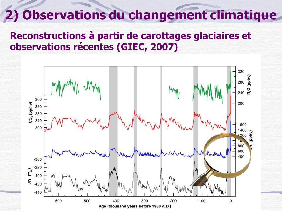 Les précipitations pour la fin du siècle : scénario A2 Simulation réalisée avec ARPEGE-Climat (grille étirée) HiverPrint.