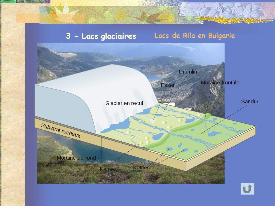 Lacs de Rila en Bulgarie 3 - Lacs glaciaires