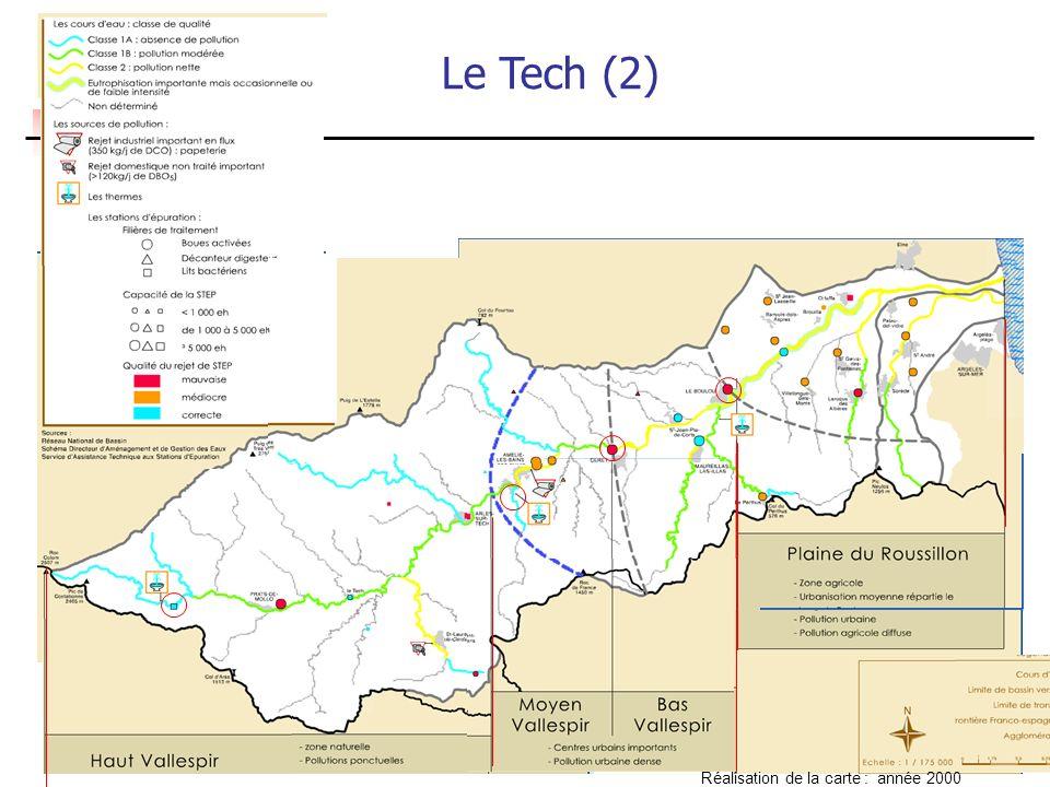 Réalisation de la carte : année 2000 Le Tech (2)