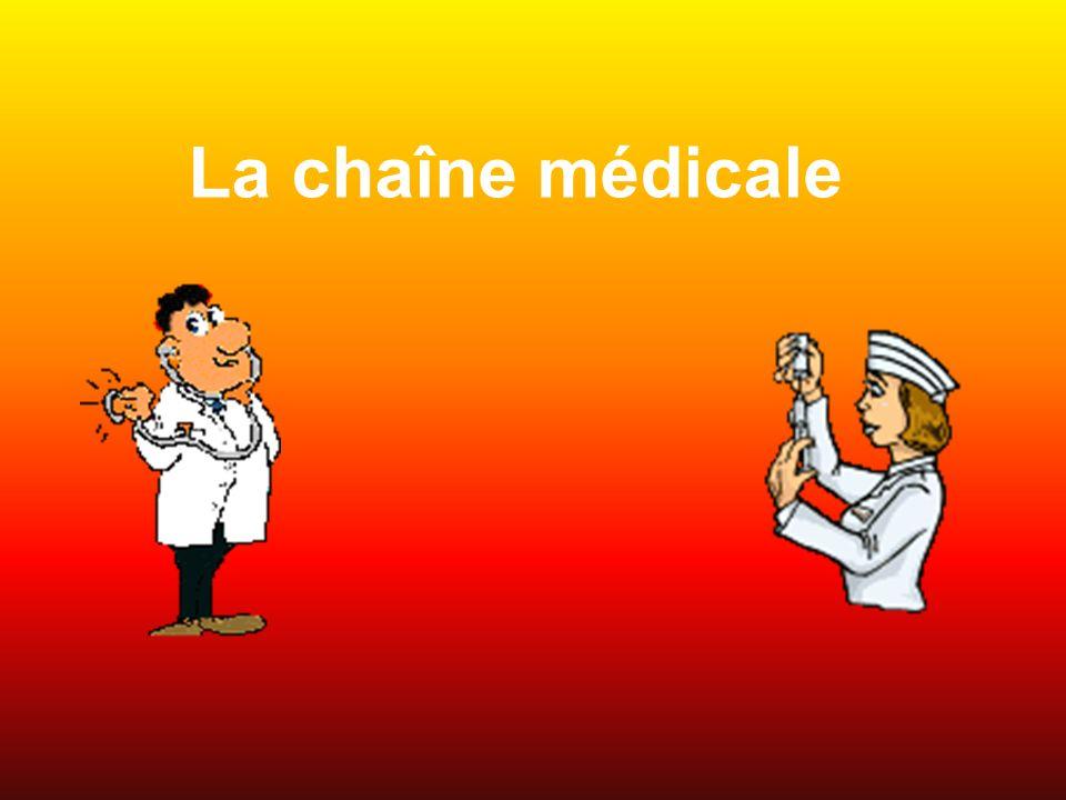 La chaîne médicale
