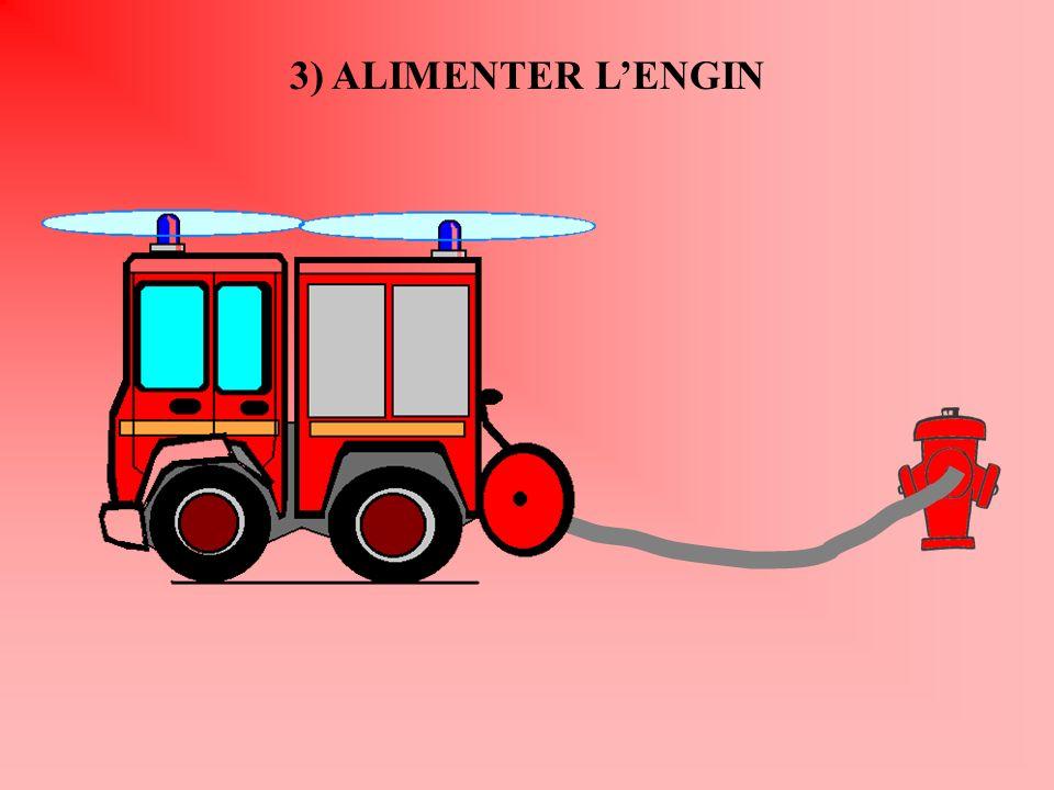 3) ALIMENTER LENGIN