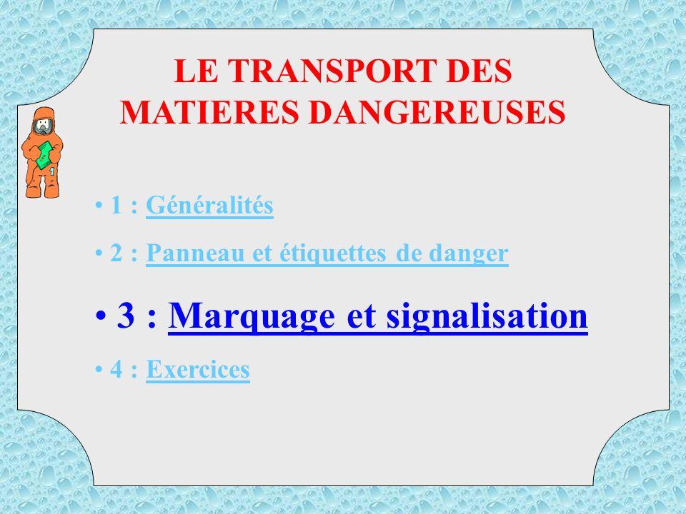 Étiquette de danger : PRODUITS CHAUDS Transport de Matières Dangereuses Panneau et Étiquettes de Danger TMD