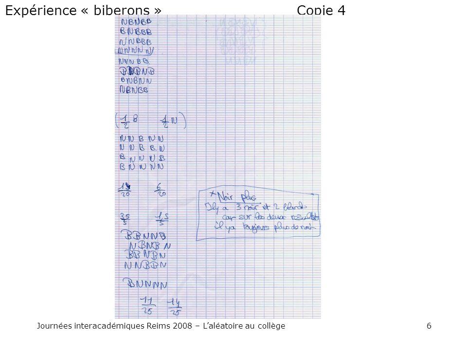 6 Copie 4Expérience « biberons »
