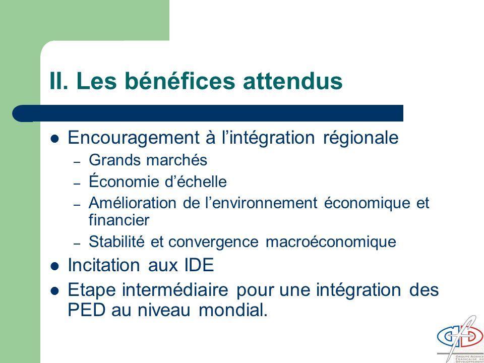 III.Les risques potentiels Pertes fiscales – Financement des politiques publiques.