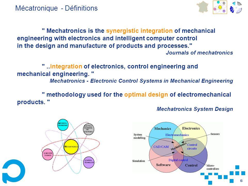 7 Mécatronique - Exemple