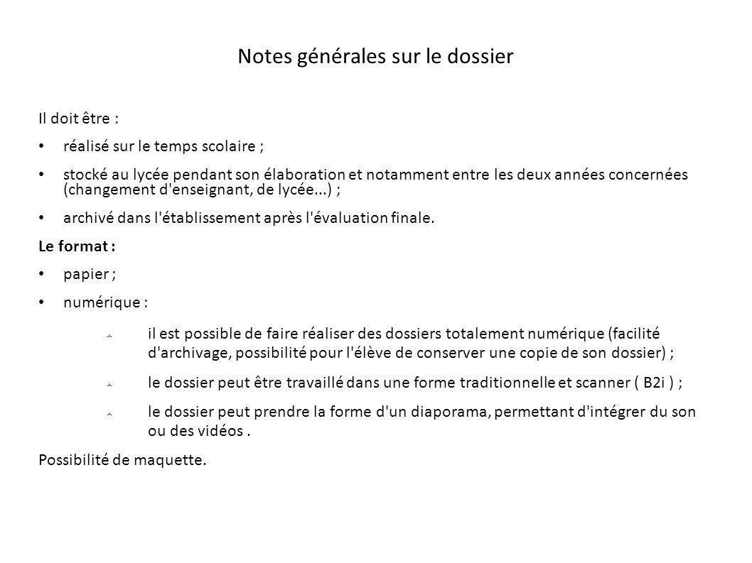Notes sur l oral La forme Un oral sur dossier donne généralement lieu à un échange précédé d une présentation.