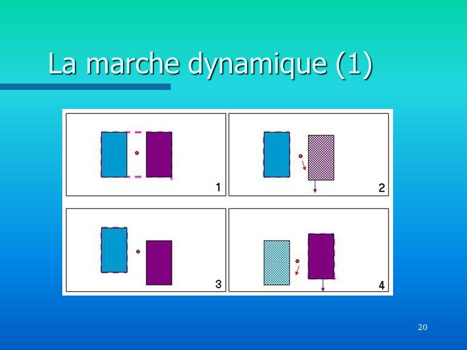 20 La marche dynamique (1)