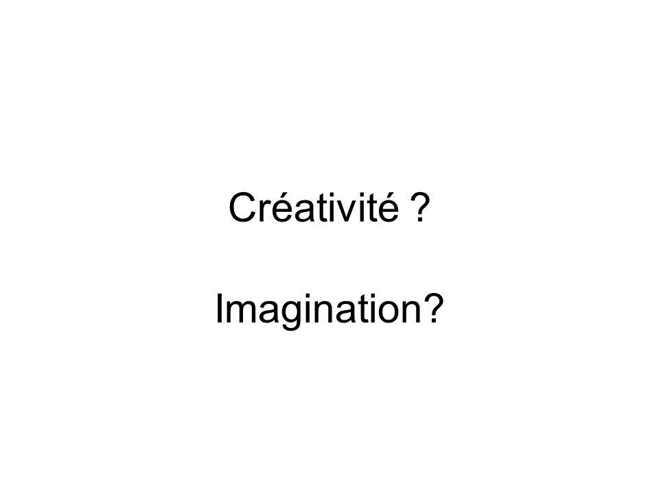 La créativité décrit de façon générale la capacité d un individu ou d un groupe à imaginer ou construire et mettre en œuvre un concept neuf, un objet nouveau ou à découvrir une solution originale à un problème.