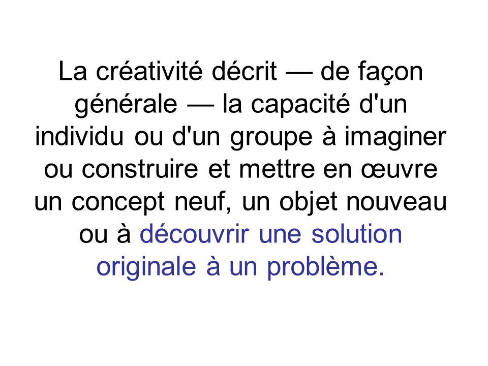 Comment favoriser la créativité chez lenfant ?