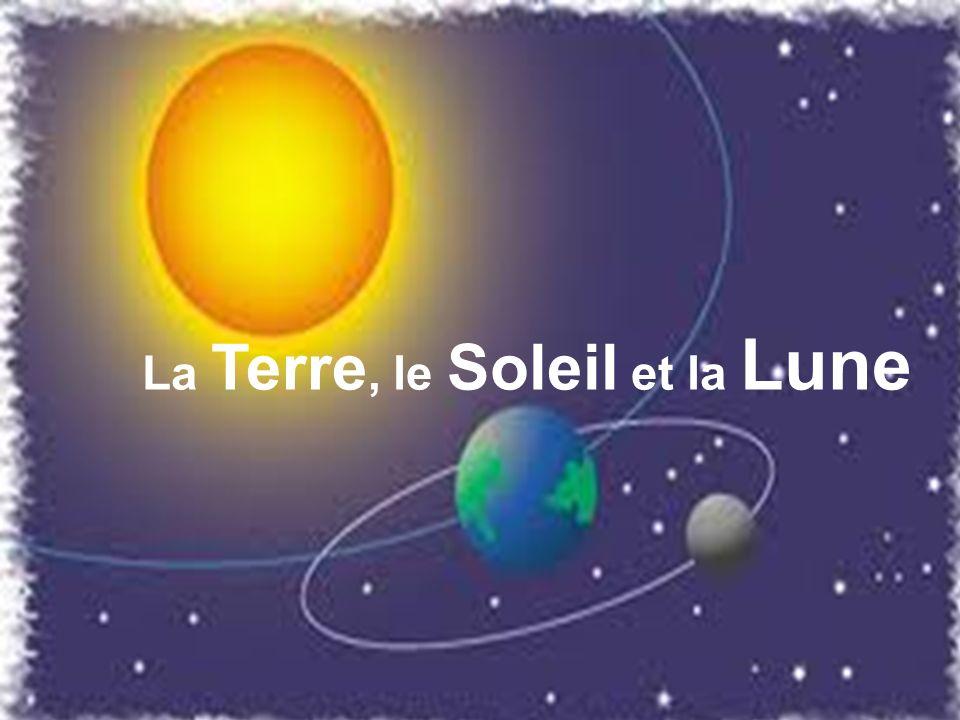 2 Sommaire I)Les caractéristiques A.Du Soleil B.De la Terre C.De la Lune II)Les mouvements du système Soleil-Terre-Lune A.Les mouvements de la Terre - Rotation de la Terre sur elle-même : La nuit et le jour - Rotation de la Terre autour du Soleil : Les saisons B.