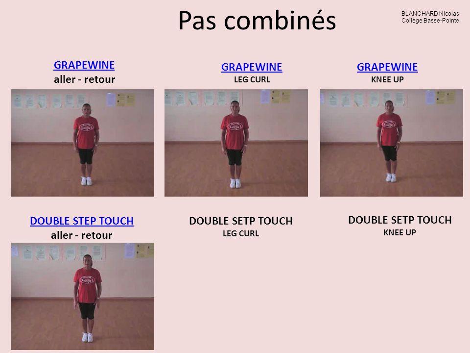 KNEE UP Sursaut Retour Description Monter genou droit + sursaut / serrer monter genou gauche + sursaut /serrer X2