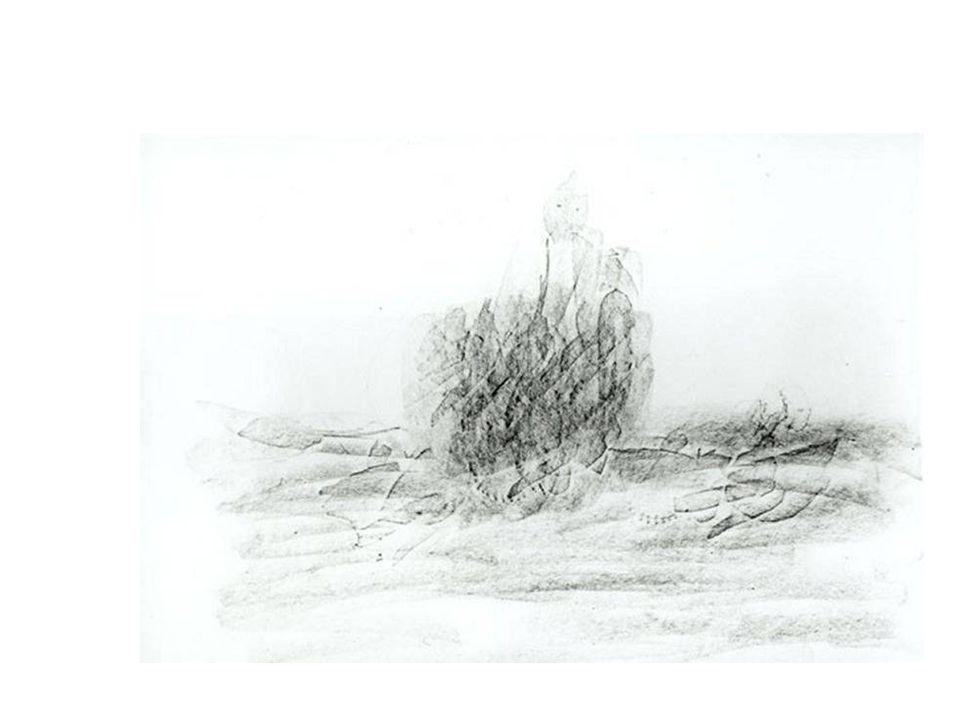 Frottage dhuile sur toile 87 x 65 cm jeu avec le hasard, la matière, laléatoire comme les écritures automatiques des surréalistes.