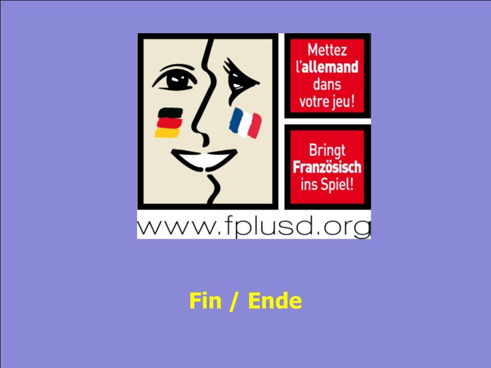 © Cers und Partner 2004 32 Fin / Ende