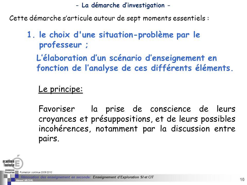 10 Séminaire « Définition de Produits » : méthodologie de définition dune pièce GREC INITIALES Formation continue 2009/2010 10 Rénovation des enseigne