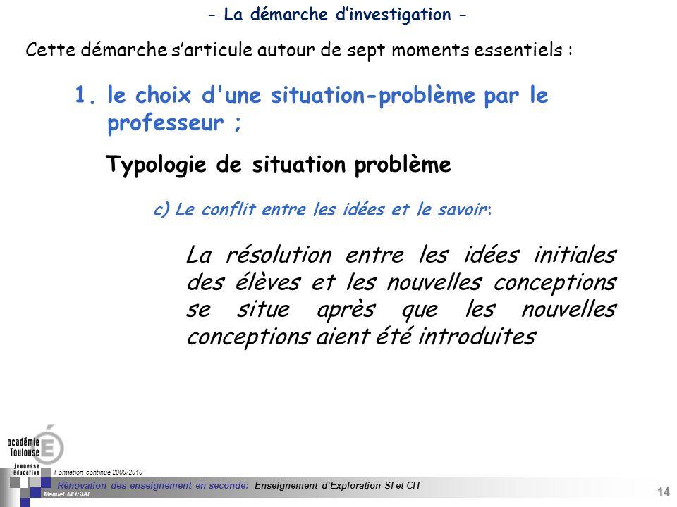 14 Séminaire « Définition de Produits » : méthodologie de définition dune pièce GREC INITIALES Formation continue 2009/2010 14 Rénovation des enseigne