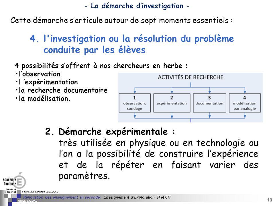 19 Séminaire « Définition de Produits » : méthodologie de définition dune pièce GREC INITIALES Formation continue 2009/2010 19 Rénovation des enseigne