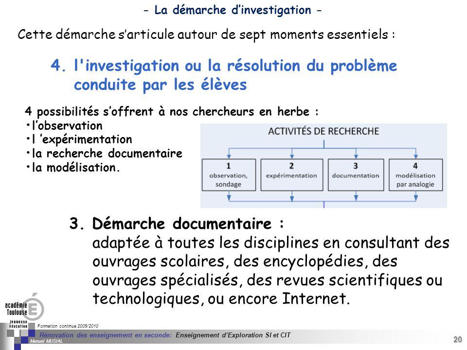 20 Séminaire « Définition de Produits » : méthodologie de définition dune pièce GREC INITIALES Formation continue 2009/2010 20 Rénovation des enseigne