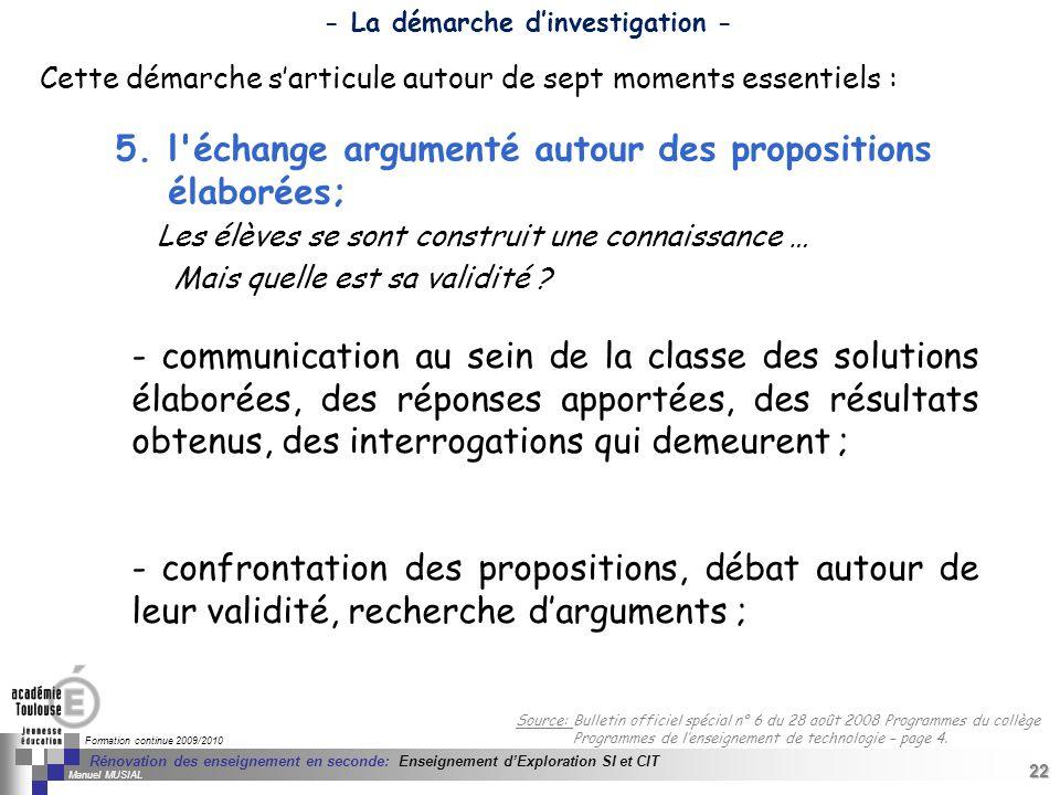 22 Séminaire « Définition de Produits » : méthodologie de définition dune pièce GREC INITIALES Formation continue 2009/2010 22 Rénovation des enseigne