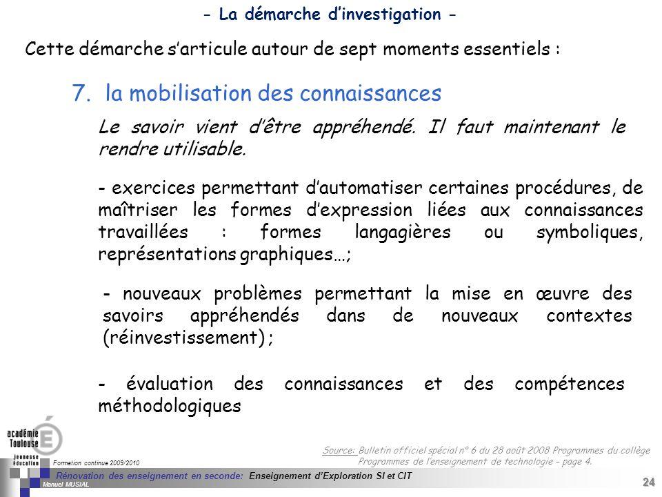24 Séminaire « Définition de Produits » : méthodologie de définition dune pièce GREC INITIALES Formation continue 2009/2010 24 Rénovation des enseigne