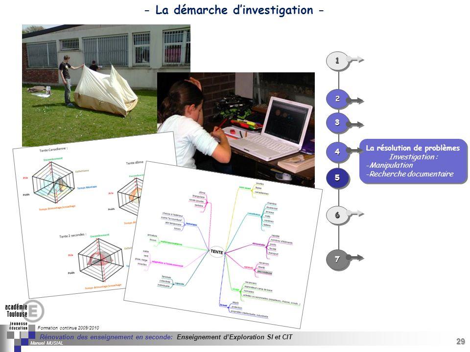29 Séminaire « Définition de Produits » : méthodologie de définition dune pièce GREC INITIALES Formation continue 2009/2010 29 Rénovation des enseigne