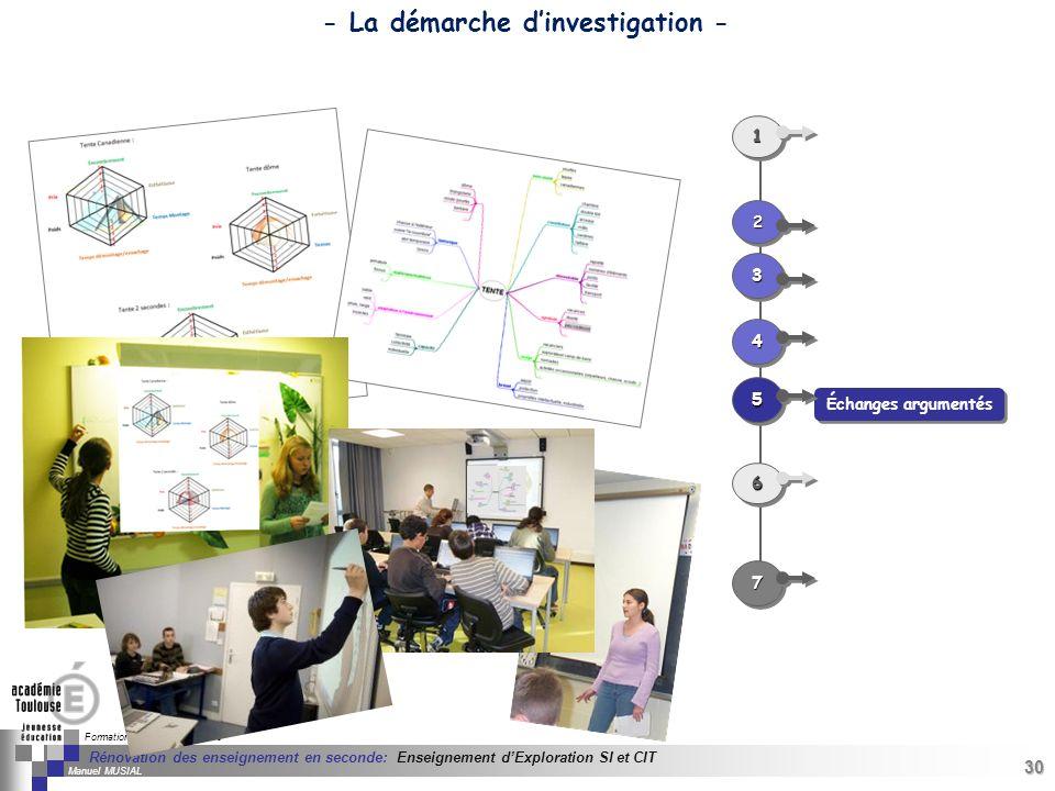 30 Séminaire « Définition de Produits » : méthodologie de définition dune pièce GREC INITIALES Formation continue 2009/2010 30 Rénovation des enseigne