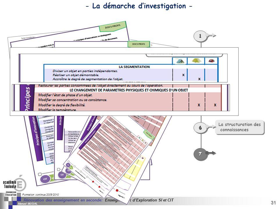 31 Séminaire « Définition de Produits » : méthodologie de définition dune pièce GREC INITIALES Formation continue 2009/2010 31 Rénovation des enseigne