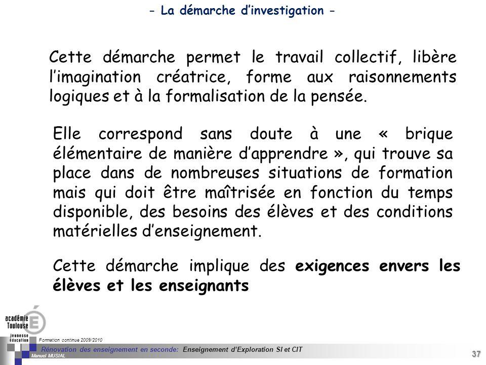 37 Séminaire « Définition de Produits » : méthodologie de définition dune pièce GREC INITIALES Formation continue 2009/2010 37 Rénovation des enseigne