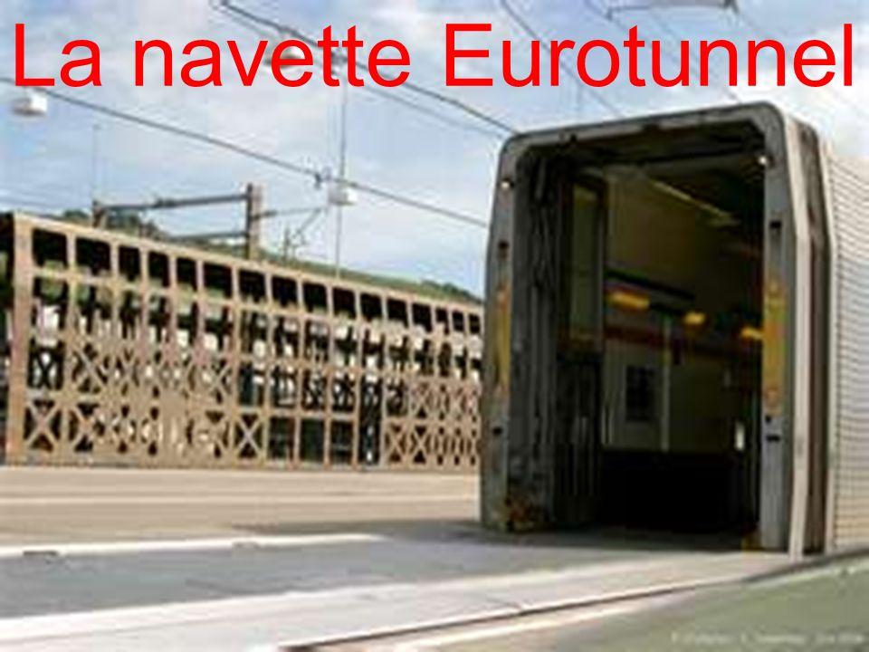 28/01/2014 La navette Eurotunnel