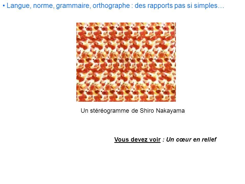 Un stéréogramme de Shiro Nakayama Vous devez voir : Un cœur en relief